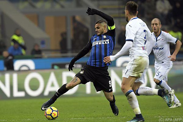 Inter setzte sich 2:0 durch