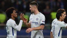 Chelsea im Champions-League-Achtelfinale