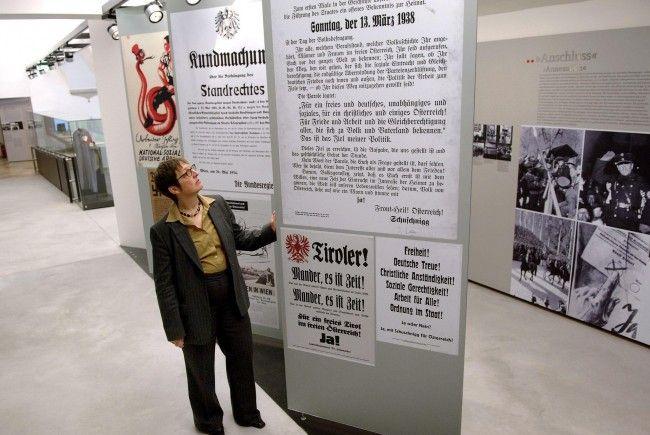 Das Dokumentationsarchiv des Österreichischen Widerstandes will seine Plakatsammlung retten