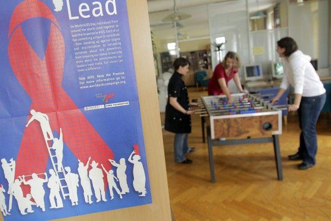 Das Wiener Aids Hilfe Haus feiert sein 20-jähriges Bestehen.