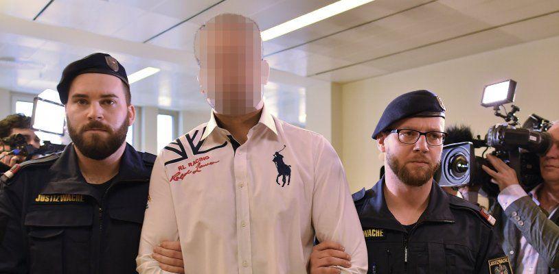 """""""Wie eine Hinrichtung"""": Mordprozess-Auftakt um Kopfschuss in Wien-Brigittenau"""