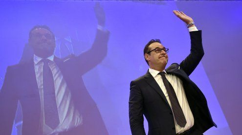 Heinz-Christian Strache bleibt Partei-Obmann der Wiener FPÖ