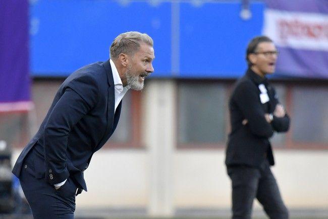 Austria-Coach Thorsten Fink bleibt weiter optimistisch.