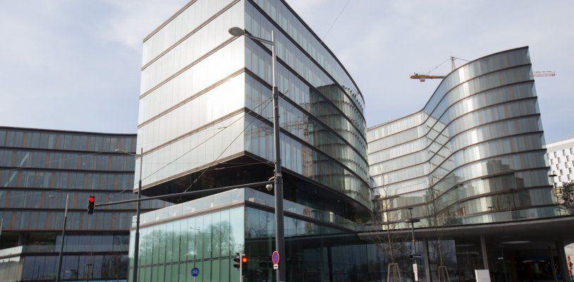 Bauherrenpreis an Erste Campus in Wien