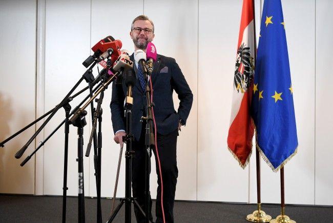 Norbert Hofer ist am Job des Infrastrukturministers interessiert.