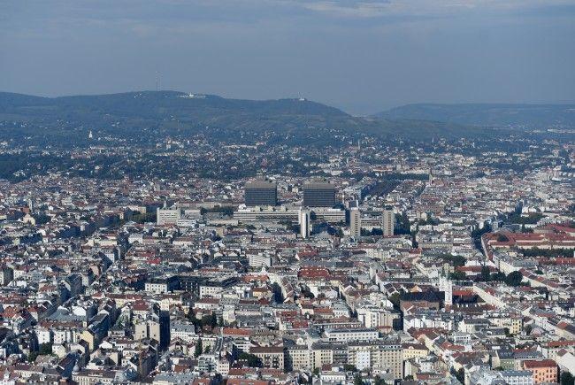Wien landet im neuen Smart-Cities-Index 2017 auf Platz 32.