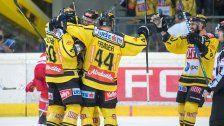 EBEL: Vienna Capitals mit Heimsieg gegen Znojmo