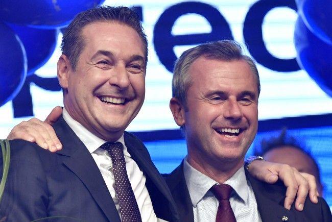 Strache wurde einstimmig zum FPÖ-Klubobmann gewählt