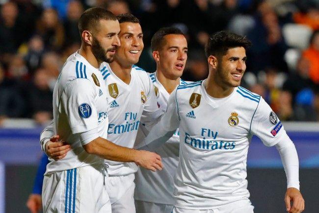 Ronaldo und Co. fixierten den Achtelfinal-Einzug ohne Probleme.