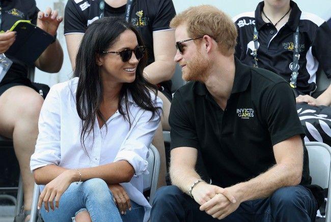 Prinz Harry und Meghan Markle wollen im Frühling 2018 heiraten