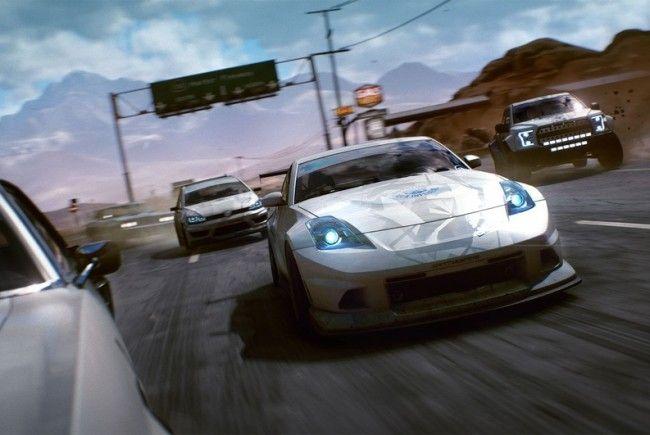 """Leicht verfahren: """"Need for Speed Payback"""" im Test"""