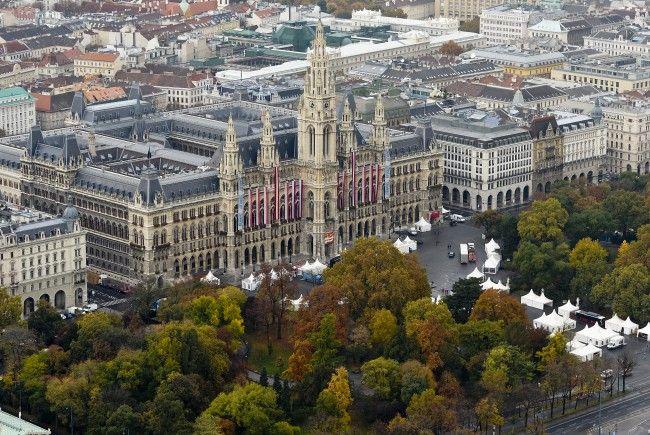 """Im Wiener Rathaus findet am Mittwochabend die """"Women of the Year 2017""""-Gala statt."""
