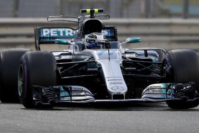 Valtteri Bottas hat das letzte Rennen der Formel-1-Saison 2017 gewonnen.
