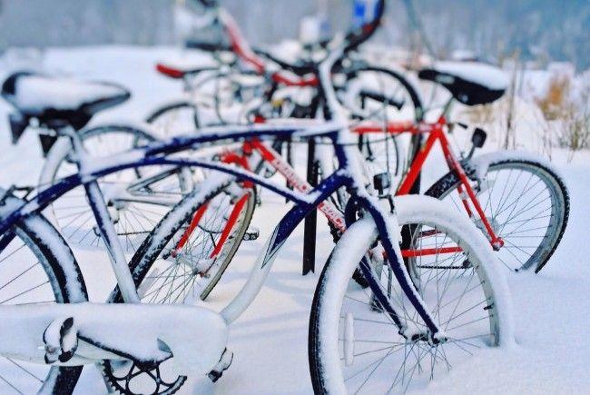 Radfahren im Winter? Die besten Tipps für Radler und Drahtesel