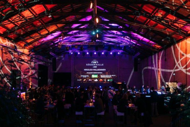 Die Gösserhalle in Wien-Favoriten wurde am Donnerstag eröffnet.