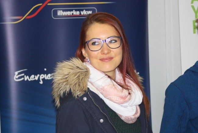 Larissa Gabriel gibt Debüt im Skibergsteigen