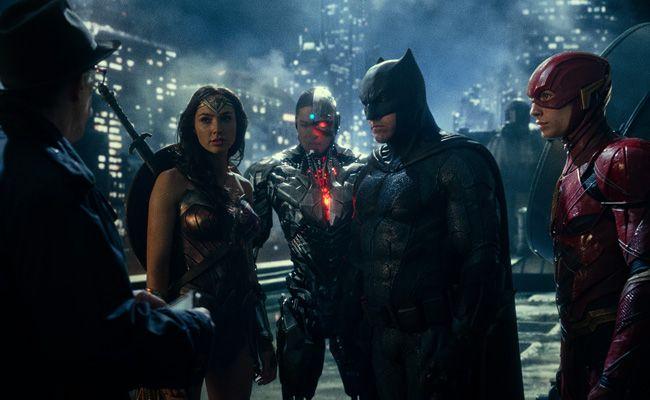 """Ein weiterer DC-Blockbuster? Im November startet die """"Justice League"""" im Kino"""