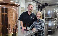 Mikrobrauerei 'Muttermilch' in Wien-Mariahilf eröffnet
