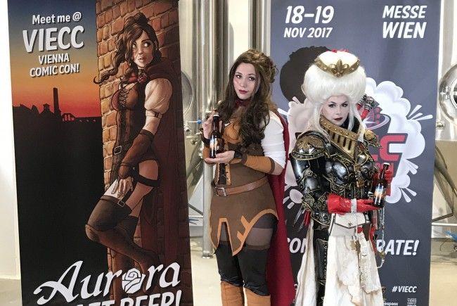 Das erwartet die Gäste bei der VIECC Vienna Comic Con 2017.
