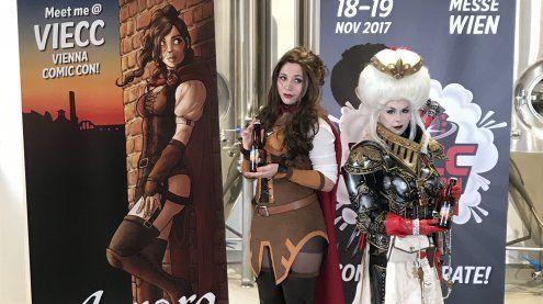 Vienna Comic Con: Die Highlights im Überblick: 60 Stargäste in Wien