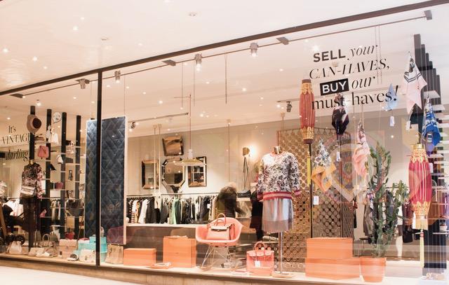 Von 2. bis 11. November gibt es den Rebelle Pop-up Store in der SCS.