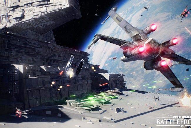 """""""Star Wars: Battlefront II"""" im Test"""