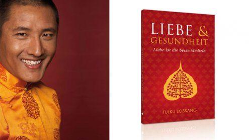 Tulku Lobsang Rinpoche live in Wien: Drei Bücher zu gewinnen