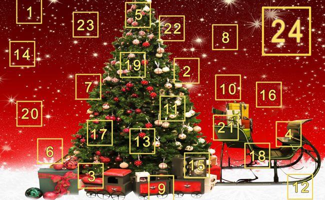 Zum klassischen Adventkalender gibt es zahlreiche Alternativen.