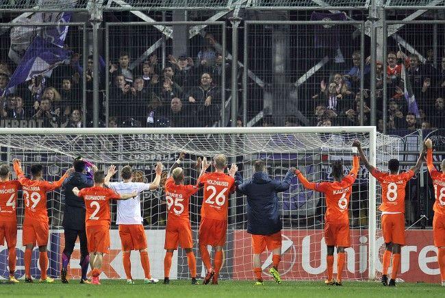 Die Stimmen zum Spiel Rijeka gegen Austria Wien.