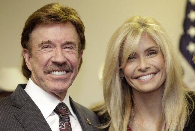 Chuck Norris: Karriereende wegen Krankheit seiner Frau