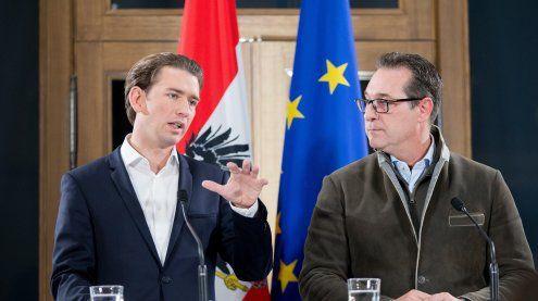 Koalition: ÖVP und FPÖ einigen sich auf Digitalisierungspaket
