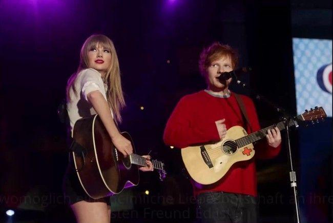 Verbindet Taylor und Ed mehr als nur Freundschaft?