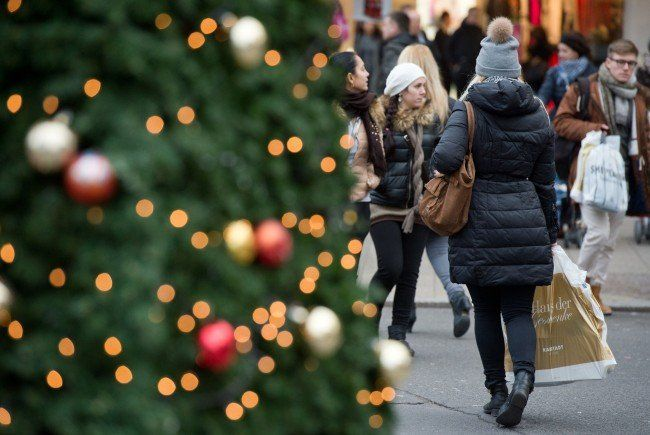 Auf den Wiener Einkaufsstraßen wartet zur Weihnachtszeit so manches Highlight
