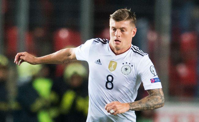 Deutschland testet am Freitag in Wembley gegen England.