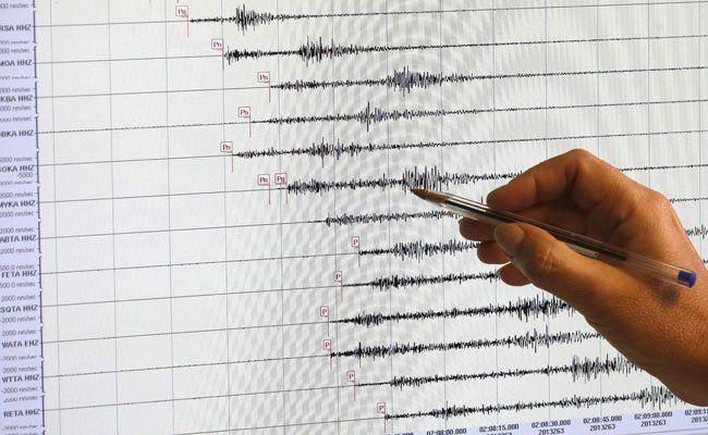 Das Beben bei Neunkirchen erreichte eine Stärke von 3,7 auf der Richterskala.