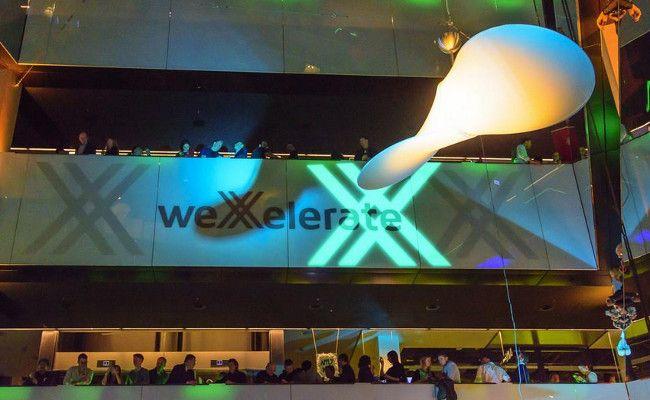 weXelerate in Wien wurde feierlich eröffnet.