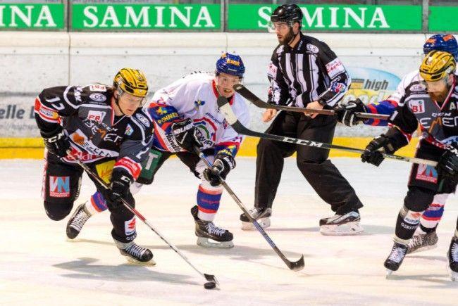 Stanley trifft zweimal für die VEU Feldkirch zum Sieg