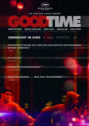 Good Time – Kritik und Trailer zum Film