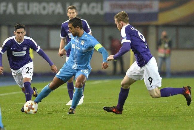 Die Austria steht im Europa-League-Auswärtsspiel in Rijeka unter Druck.