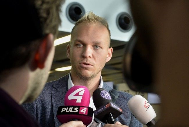 Raphael Holzhauser will die Wiener Austria verlassen.