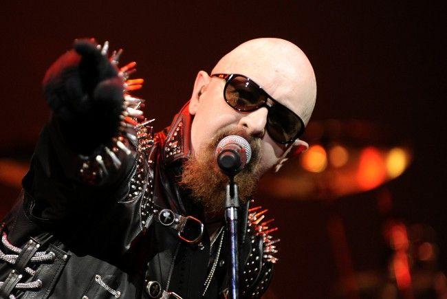 Judas Priest kommen mit einem neuen Album für ein Konzert nach Wien.