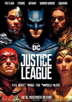 Justice League – Trailer und Kritik zum Film