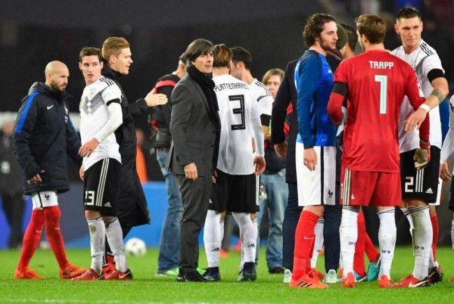 Deutsches Nationalteam geht als Titelverteidiger zur WM