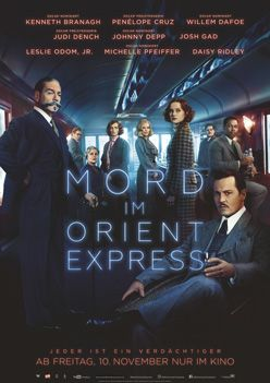 Mord im Orient-Express – Trailer und Kritik zum Film