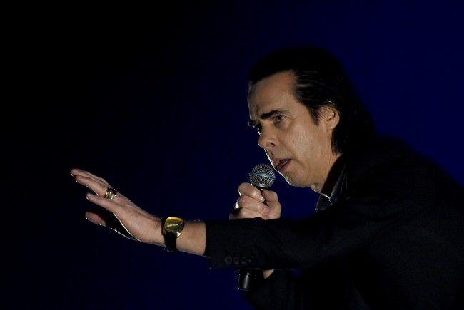 Nick Cave rockte die Wiener Stadthalle.