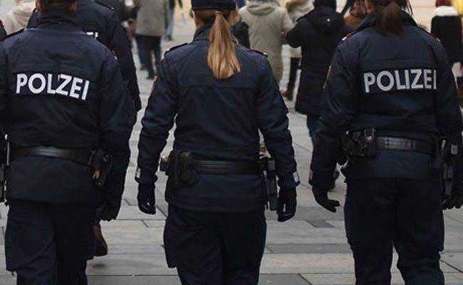 Ein Ladendieb wurde in der Wiener City gefasst