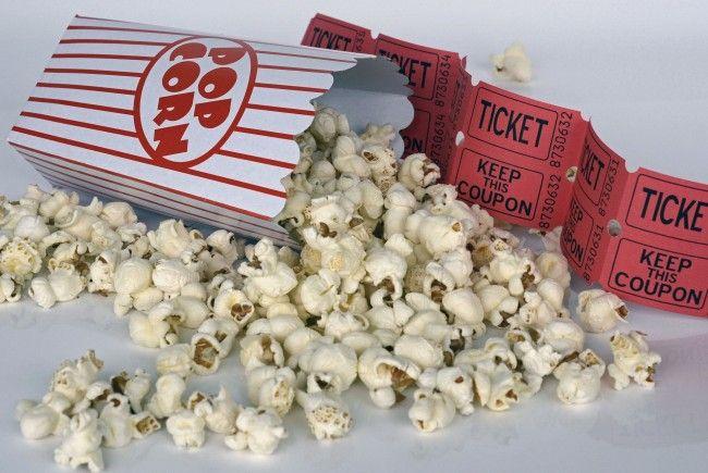 Kein Kino-Besuch ohne Popcorn - da ist man sich hierzulande (fast) einig