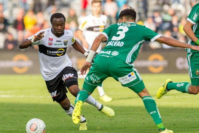LIVE-Ticker zum Spiel Rapid Wien gegen Altach aus dem Allianz-Stadion.