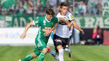 Rapid Wien verlängerte Vertrag mit Stephan Auer