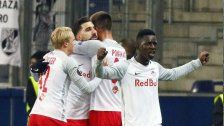 Red Bull Salzburg fixiert EL-Sechzehntelfinale
